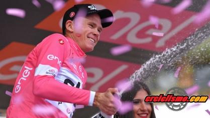 Froome gana el Giro y completa el triplete de grandes Vueltas